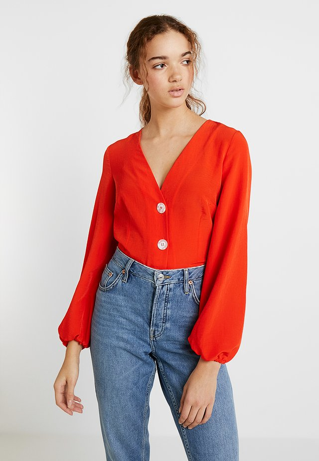 Blus - red