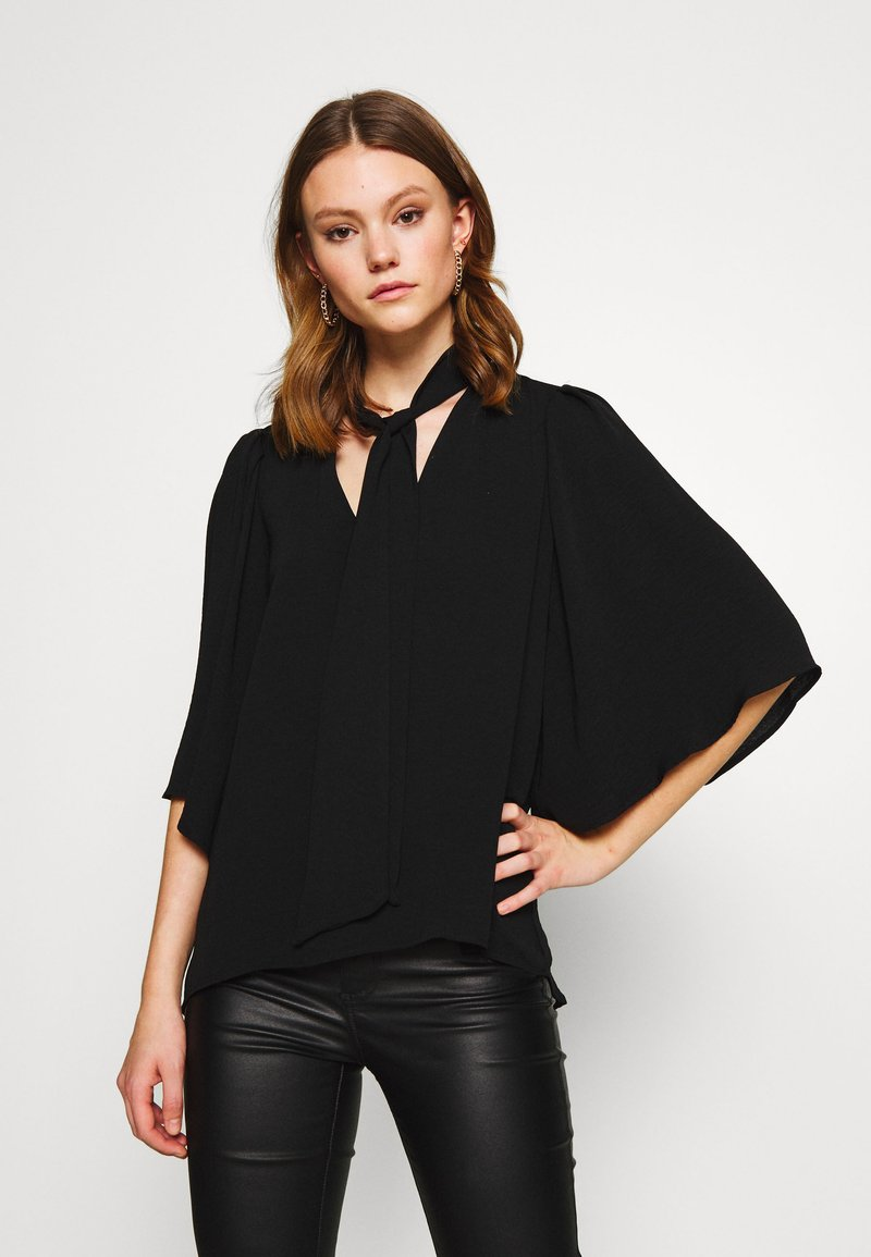 River Island - Blouse - black
