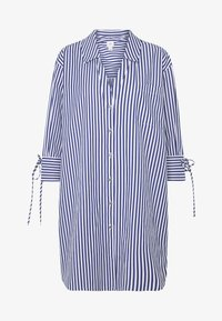 River Island - RICH SHIRT - Button-down blouse - blue - 5