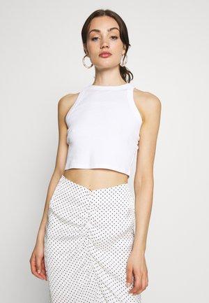 Linne - white