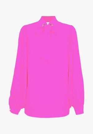 ELI EYELET  - Blouse - pink