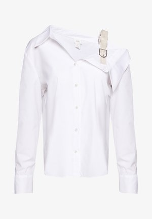 EFFIE STRAP SHIRT - Bluser - white
