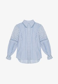 River Island - Blouse - blue light - 0