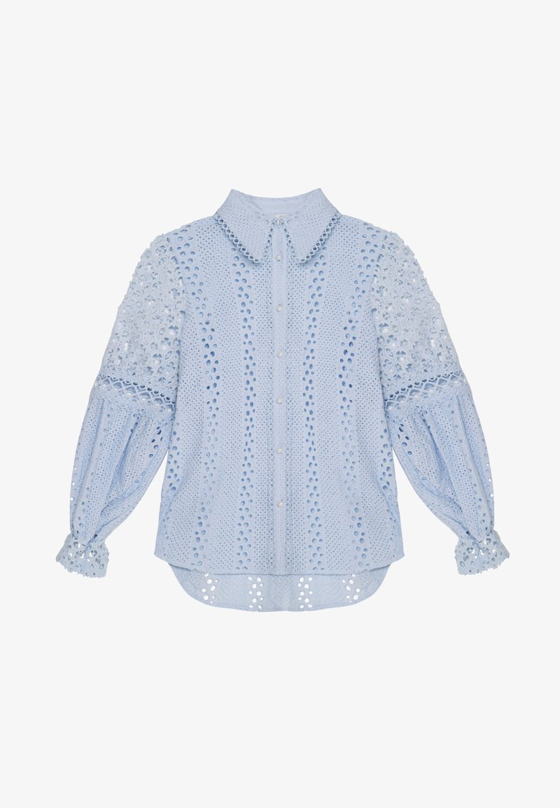River Island - Blouse - blue light