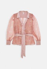 River Island - Blus - pink - 0