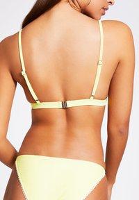 River Island - Bikiniöverdel - yellow - 2