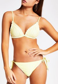 River Island - Bikiniöverdel - yellow - 1