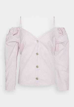 Blouse - pink - light