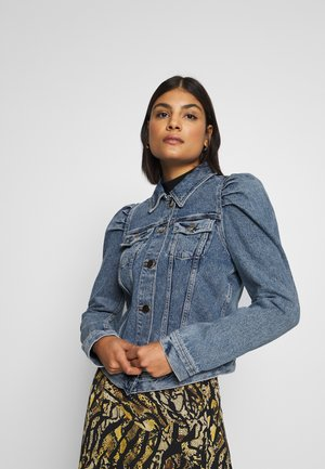 Jeansjacka - denim medium