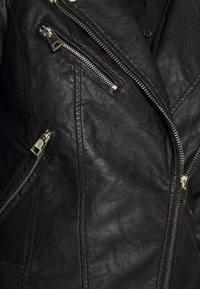 River Island - Faux leather jacket - black - 5
