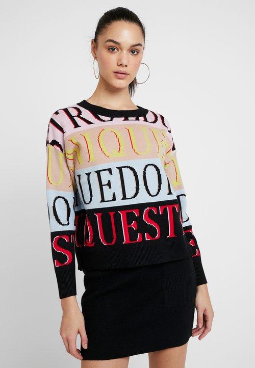 najlepszy River Island Sweter - pink Odzież Damska LYQB-AM9