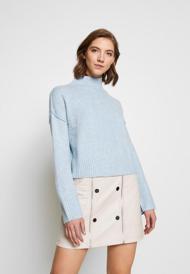 Jersey de punto - blue light