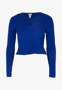 River Island - KEYHOLE  - Pullover - blue - 4