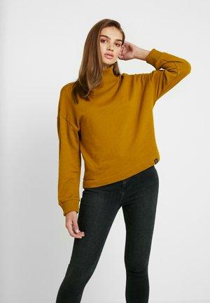 Sweatshirts - ochre