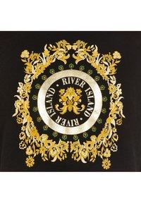 River Island - Sudadera - black - 3