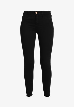 MOLLY  - Slim fit jeans - black