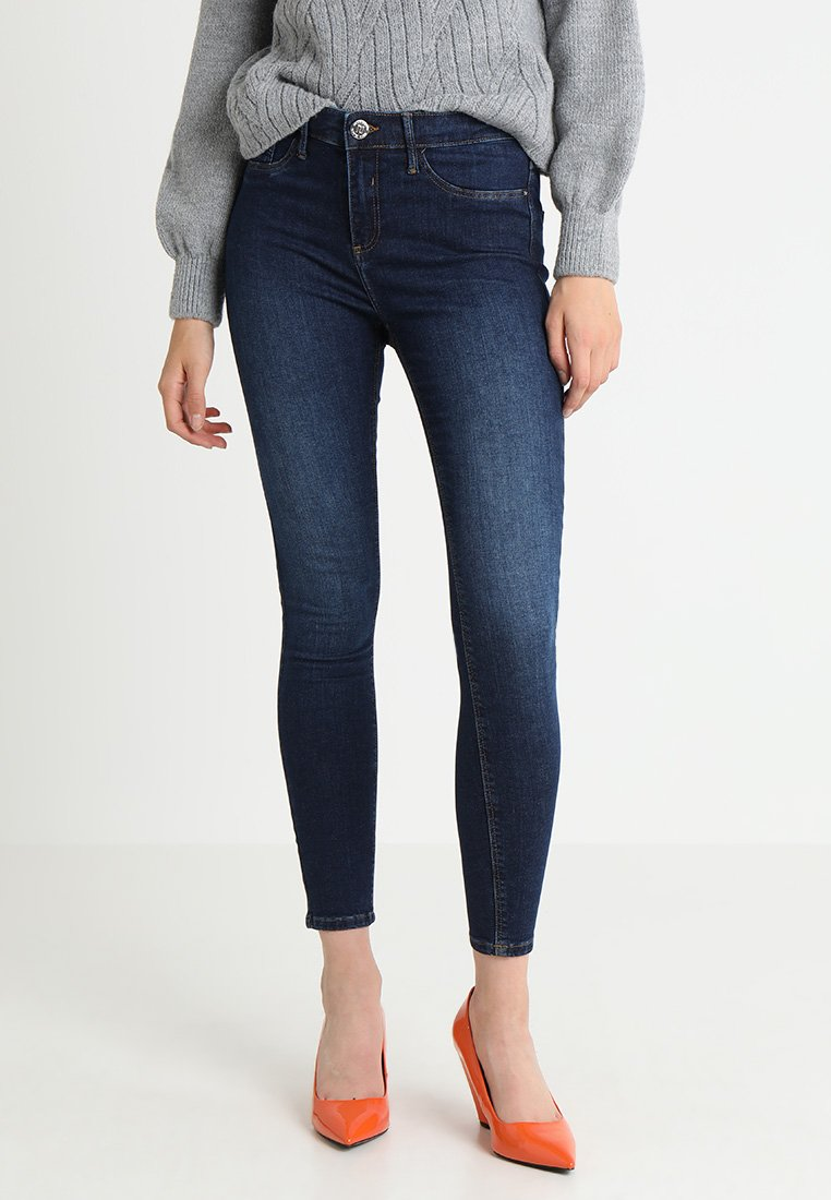 River Island - Jeans Skinny Fit - dark auth