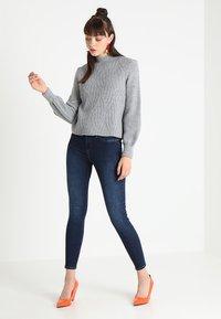 River Island - Jeans Skinny - dark auth - 1