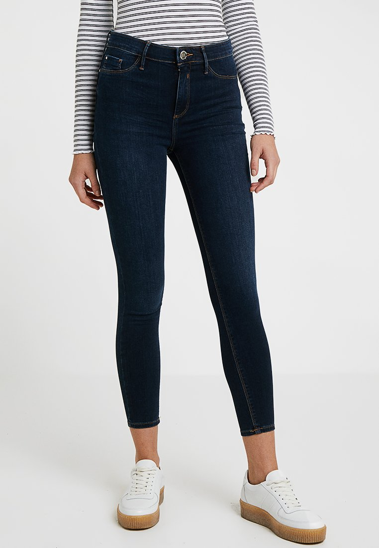 River Island - Jeans Skinny Fit - blue denim