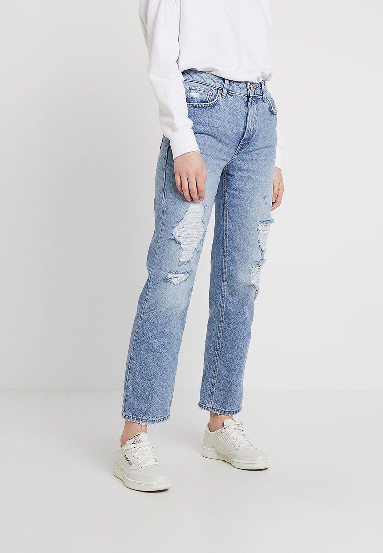 River Island - Jeans relaxed fit - blue denim