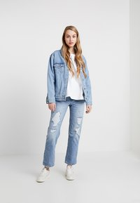 River Island - Jeans relaxed fit - blue denim - 2