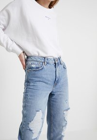 River Island - Jeans relaxed fit - blue denim - 4