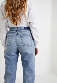 River Island - Jeans relaxed fit - blue denim - 6