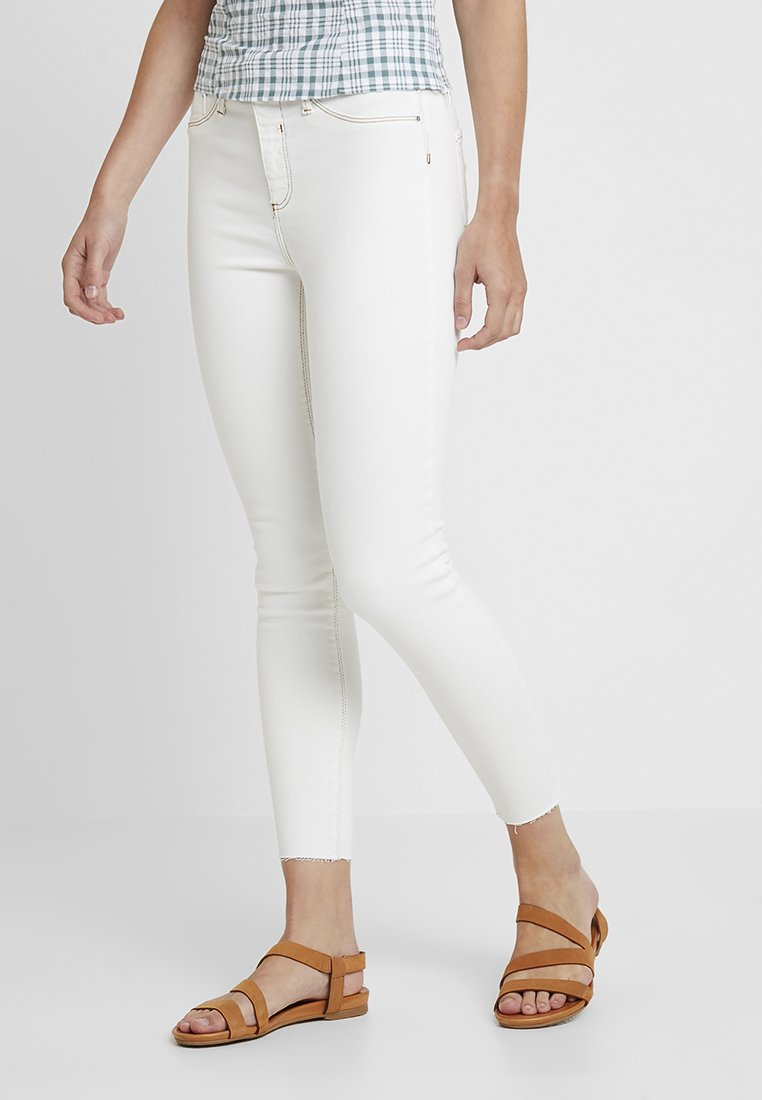 River Island - Jeans Skinny Fit - cream