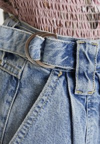 River Island - Jeansy Relaxed Fit - blue denim - 5