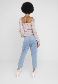 River Island - Jeansy Relaxed Fit - blue denim - 2