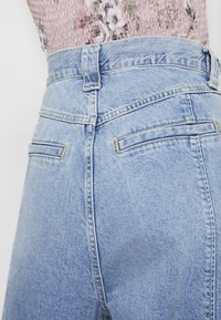 River Island - Jeansy Relaxed Fit - blue denim - 3