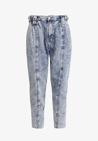 River Island - Relaxed fit jeans - acid mid - 5