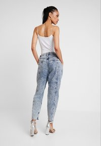 River Island - Relaxed fit jeans - acid mid - 3