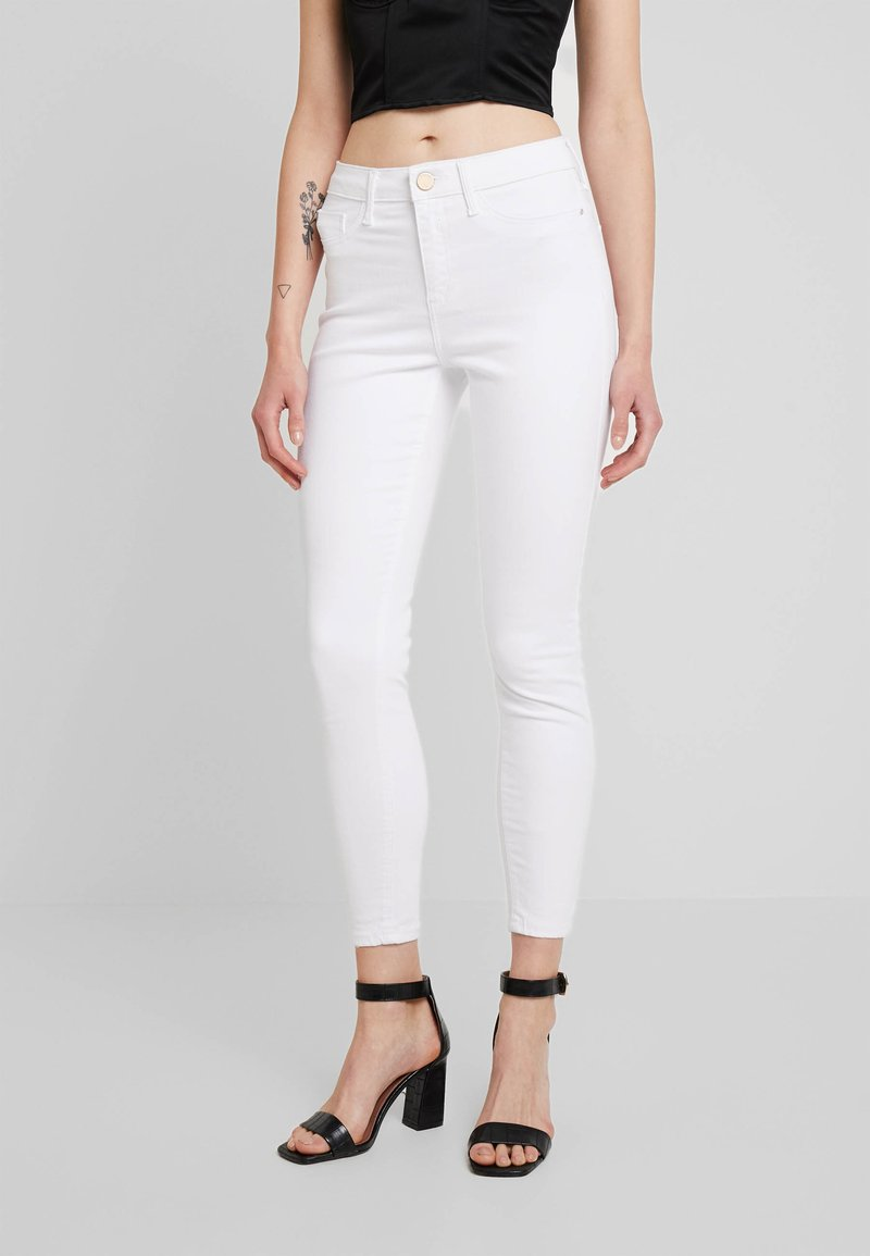 River Island - Jeans Skinny Fit - white