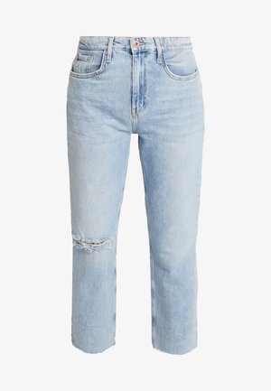 Relaxed fit jeans - light auth