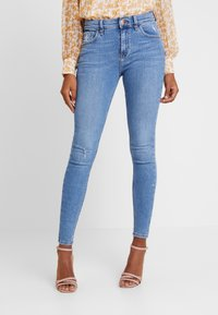 River Island - Jeans Skinny Fit - mid auth - 0