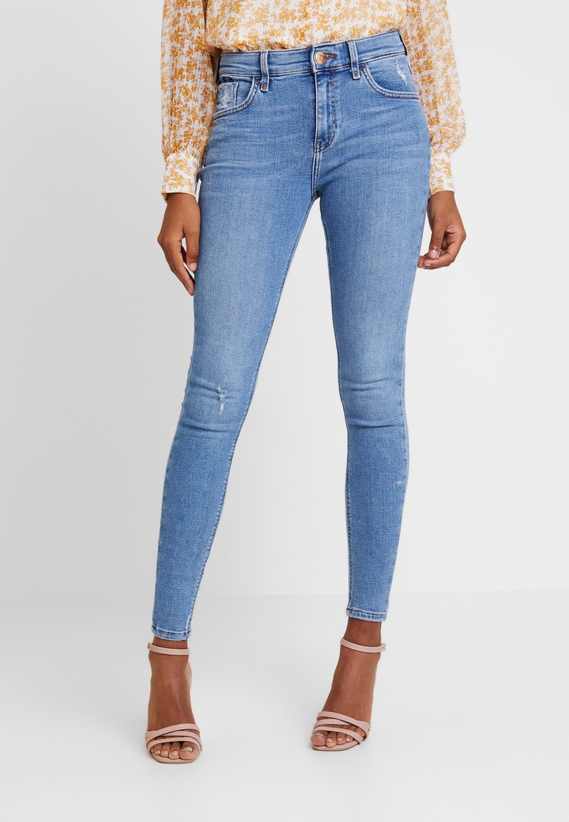 River Island - Jeans Skinny Fit - mid auth