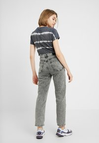 River Island - Jeans relaxed fit - black - 2