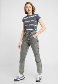 River Island - Jeans relaxed fit - black - 1