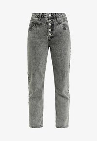 River Island - Jeans relaxed fit - black - 3