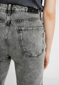 River Island - Jeans relaxed fit - black - 5