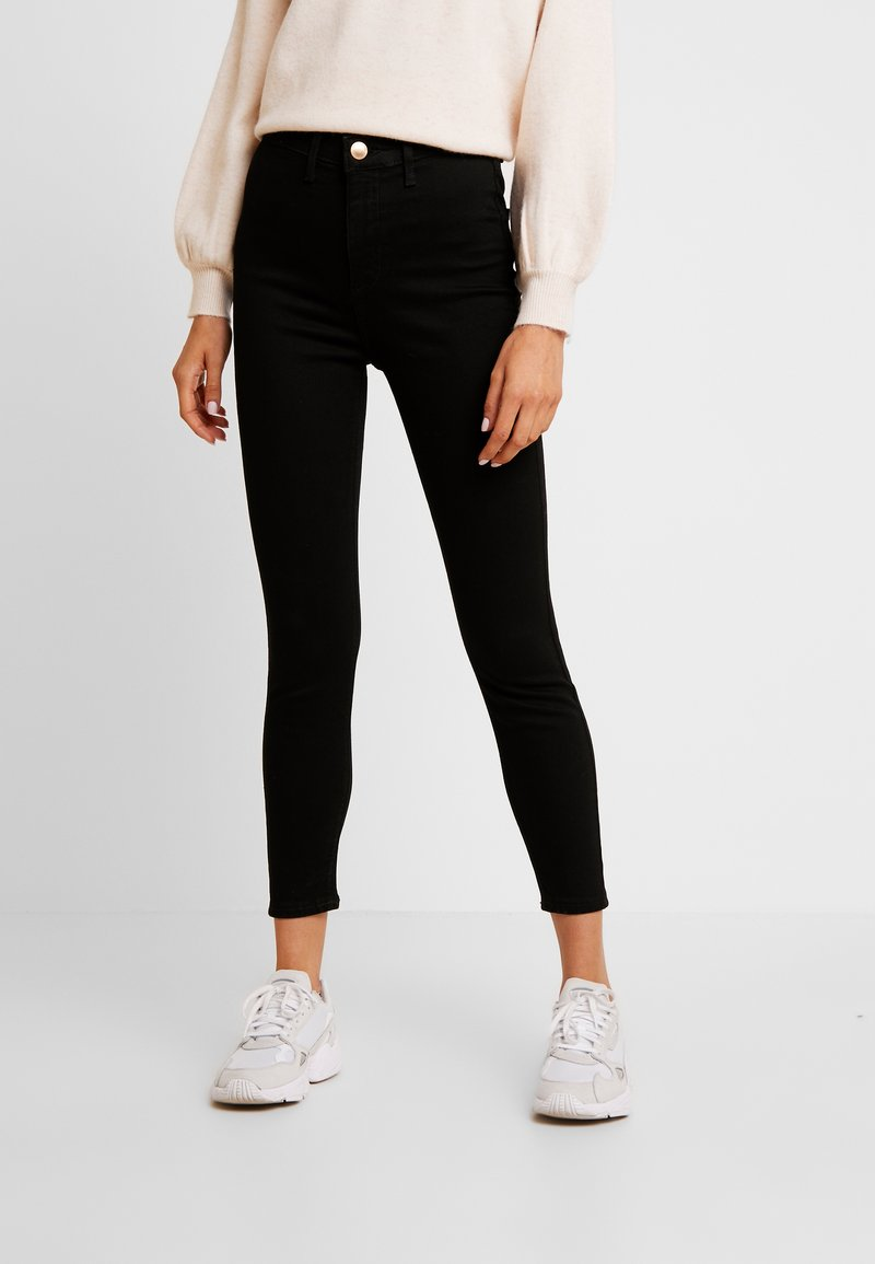 River Island - Jeans Skinny Fit - black