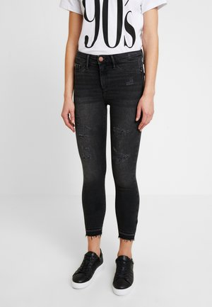 Jeans Skinny Fit - wash black