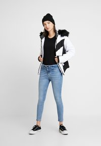 River Island - MOLLY - Jeans Skinny Fit - mid auth - 1