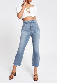 River Island - Bootcut jeans - blue - 1