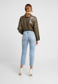 River Island - Jeans relaxed fit - denim light - 2