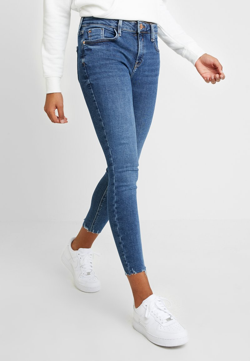 River Island - Jeans Skinny - dark auth