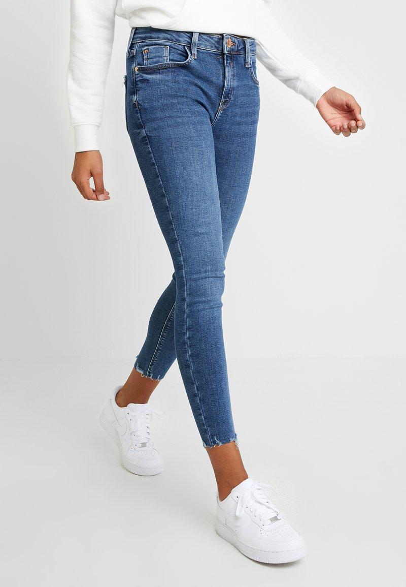 River Island - Jeans Skinny Fit - dark auth