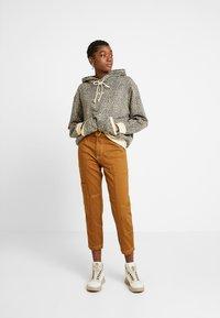River Island - Slim fit jeans - brown - 1