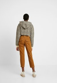 River Island - Slim fit jeans - brown - 2